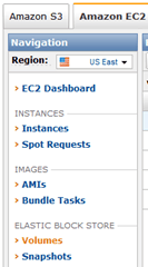 Creating and mounting an EBS volume to a Windows Amazon EC2 Instance