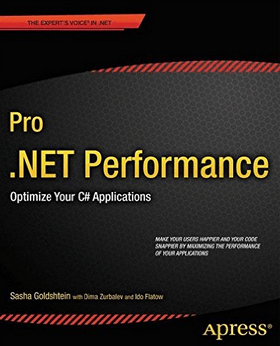 pro .net performance cover