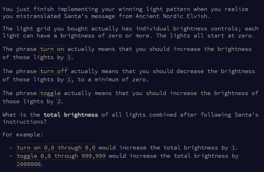 Advent of Code F# – Day 1 to 6 | theburningmonk com