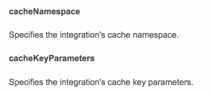 Serverless - enable caching on query string parameters in