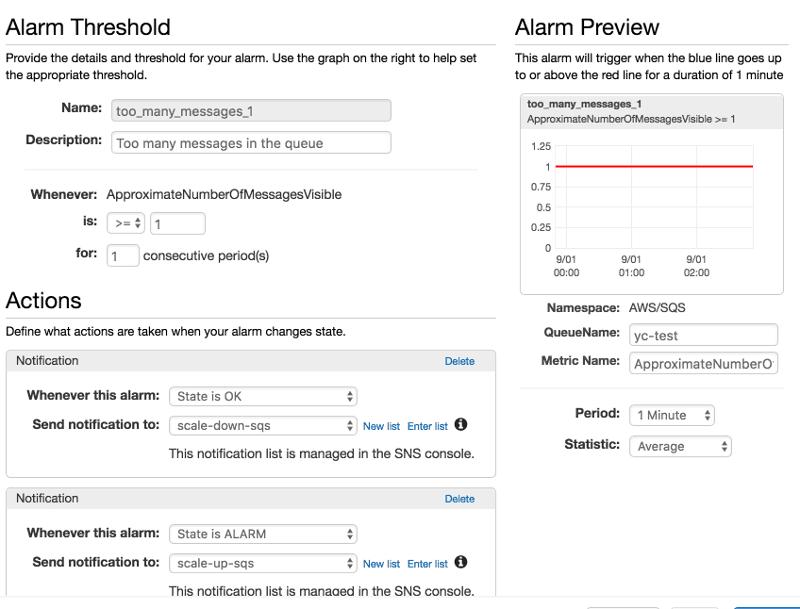 AWS Lambda – use recursive function to process SQS messages