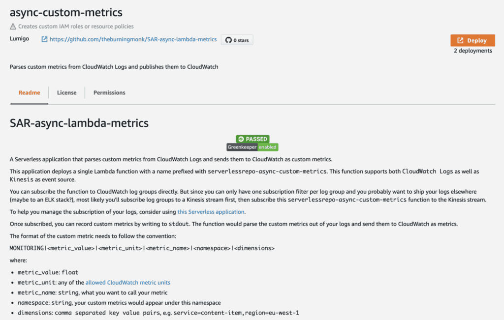 Introducing a better way to record custom metrics