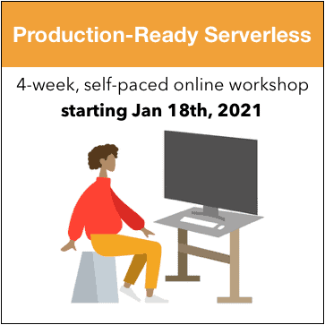 become a serverless blackbelt